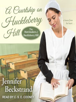 cover image of A Courtship on Huckleberry Hill