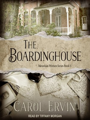 cover image of The Boardinghouse
