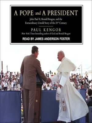 cover image of A Pope and a President