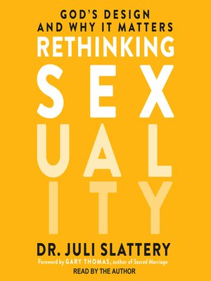 cover image of Rethinking Sexuality