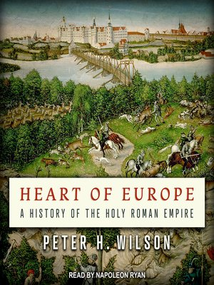 cover image of Heart of Europe