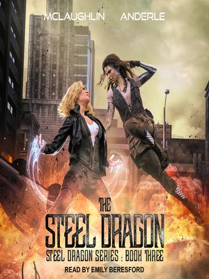 cover image of Steel Dragon 3