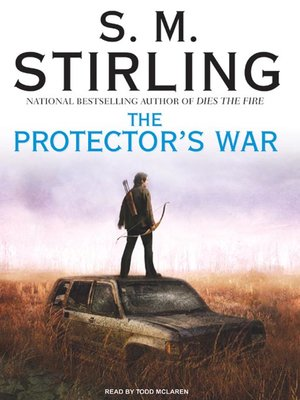 cover image of The Protector's War