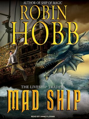cover image of Mad Ship