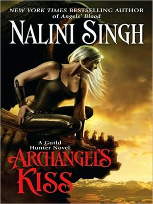cover image of Archangel's Kiss