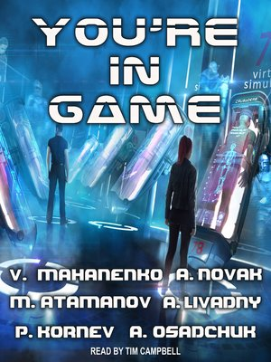 cover image of You're in Game!