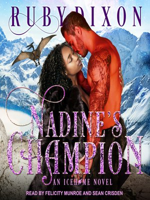 cover image of Nadine's Champion