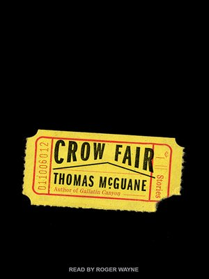 cover image of Crow Fair