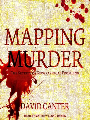 cover image of Mapping Murder