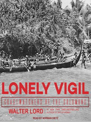 cover image of Lonely Vigil