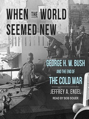 cover image of When the World Seemed New