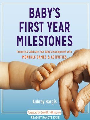cover image of Baby's First Year Milestones