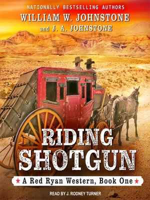 cover image of Riding Shotgun