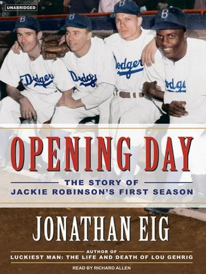cover image of Opening Day