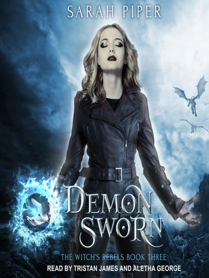 cover image of Demon Sworn--A Reverse Harem Paranormal Romance