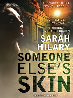 cover image of Someone Else's Skin