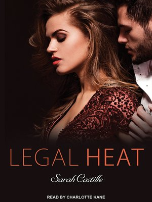 cover image of Legal Heat Series, Book 1