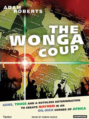 cover image of The Wonga Coup