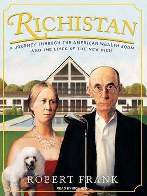 cover image of Richistan