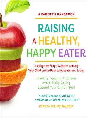 cover image of Raising a Healthy, Happy Eater