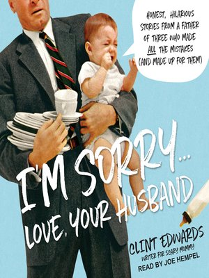 cover image of I'm Sorry...Love, Your Husband