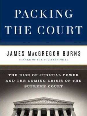 cover image of Packing the Court