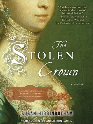 cover image of The Stolen Crown