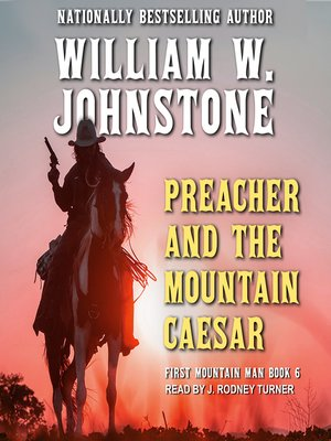 cover image of Preacher and the Mountain Caesar