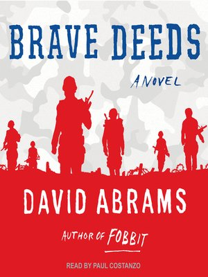 cover image of Brave Deeds