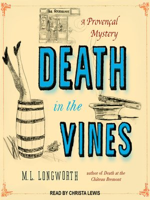 cover image of Death in the Vines