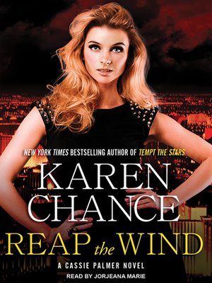 Karen chance overdrive rakuten overdrive ebooks audiobooks and cover image of reap the wind fandeluxe Images