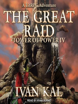 cover image of The Great Raid