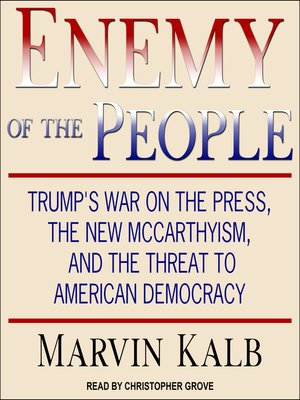 cover image of Enemy of the People