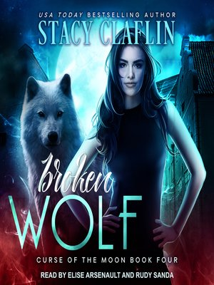 cover image of Broken Wolf