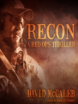 cover image of Recon--A Red Ops Thriller