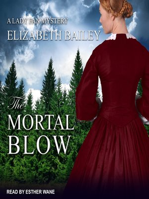cover image of The Mortal Blow