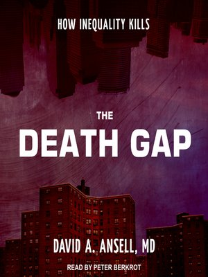cover image of The Death Gap