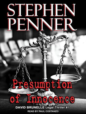 cover image of Presumption of Innocence