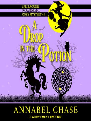 cover image of A Drop in the Potion