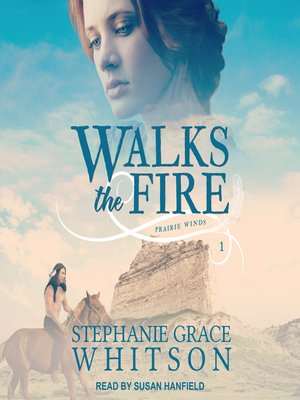 cover image of Walks the Fire