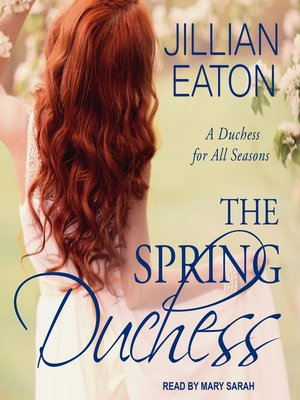 cover image of The Spring Duchess