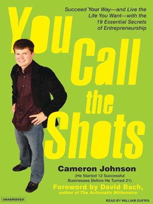 cover image of You Call the Shots