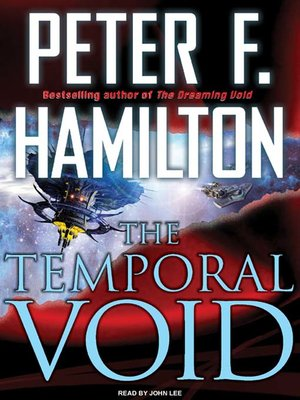 cover image of The Temporal Void