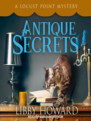 cover image of Antique Secrets
