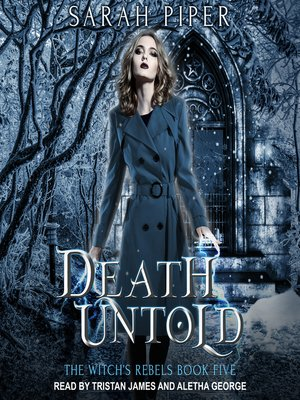 cover image of Death Untold--A Reverse Harem Paranormal Romance