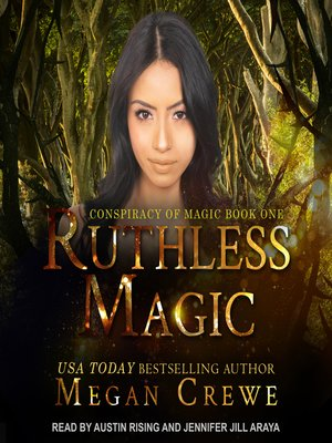 cover image of Ruthless Magic