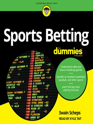Betting on sports for dummies how do i bet on sports