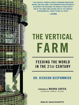 cover image of The Vertical Farm
