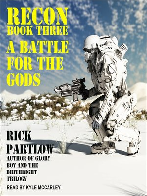 cover image of Recon--A Battle for the Gods