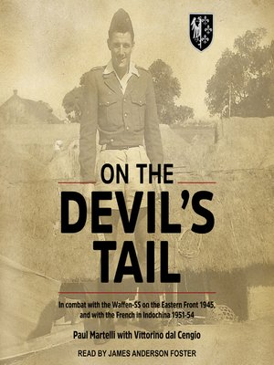 cover image of On the Devil's Tail
